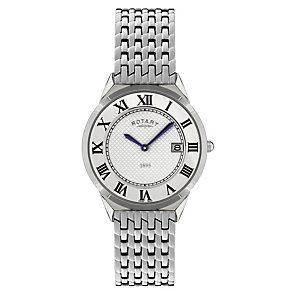 Rotary Men's Stainless Steel Bracelet Watch - Product number 9007377