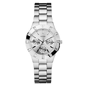 Guess Ladies' Stone Set Bracelet Watch - Product number 9007784
