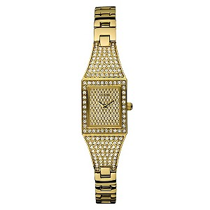 Guess Ladies' Exclusive Stone Set Watch - Product number 9008268