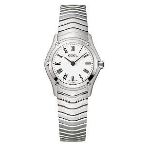 Ebel ladies' stainless steel bracelet watch - Product number 9009728