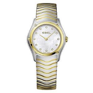 Ebel ladies' two tone bracelet watch - Product number 9009930