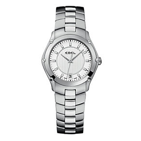 Ebel ladies' stainless steel bracelet watch - Product number 9010327