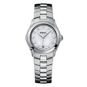Ebel ladies' stainless steel bracelet watch - Product number 9010467
