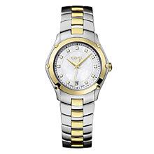 Ebel ladies' two tone bracelet watch - Product number 9010726