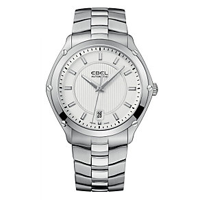 Ebel men's stainless steel bracelet watch - Product number 9010785
