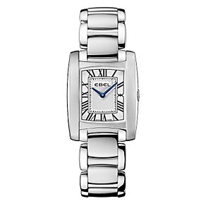 Ebel ladies' stainless steel bracelet watch - Product number 9010971
