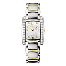 Ebel ladies' two colour bracelet watch - Product number 9011358