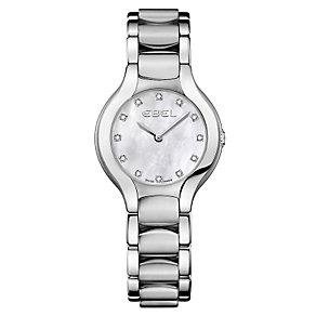 Ebel ladies' stainless steel bracelet watch - Product number 9011544