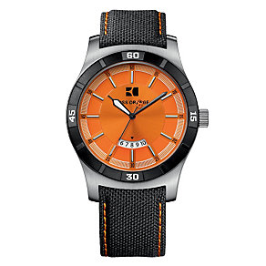 Boss Orange Men's Black Strap Watch - Product number 9012966