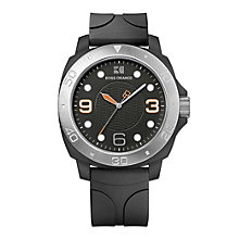 Hugo Boss Orange Men's Black Strap Watch - Product number 9013180