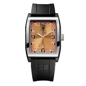 Boss Orange Men's Black Strap Watch - Product number 9013261