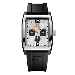 Boss Orange Black Strap Watch - Product number 9013288