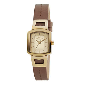 Radley Ladies' Brown Leather Strap Watch - Product number 9013512