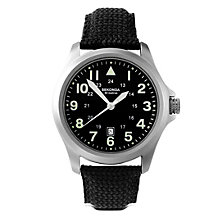 Sekonda Men's Black Strap Watch - Product number 9014535