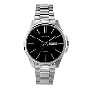 Sekonda Men's Stainless Steel Bracelet Watch - Product number 9014543