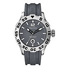 Nautica men's grey jelly strap watch - Product number 9018093