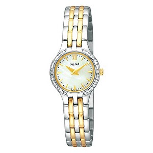 Pulsar Ladies' Stainless Steel Bracelet Watch - Product number 9018778