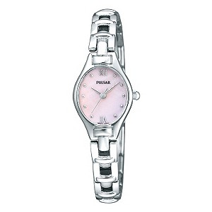 Pulsar Ladies' Stainless Steel Bracelet Watch - Product number 9018824