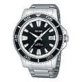 Pulsar Men's Stainless Steel Sports Diver Calibre Watch - Product number 9018832