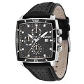 Police Men's Black Strap Watch - Product number 9020039