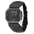 Police Vector Men's Black Strap Watch - Product number 9020195