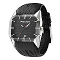 Police Vector Men's Black Strap Watch - Product number 9020209