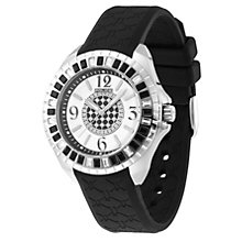 Police Jade Ladies' Black Strap Watch - Product number 9020268