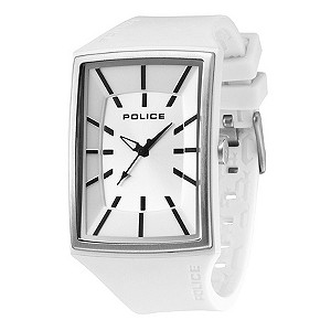 Police Vintage Men's White Strap Watch - Product number 9020322