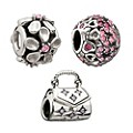 Chamilia - Hearts & Flowers Bead - Product number 9024271