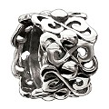 Chamilia Silver Heart to Heart Bead - Product number 9024476