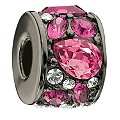 Chamilia Fuschia Mosaic Bead - Product number 9024492