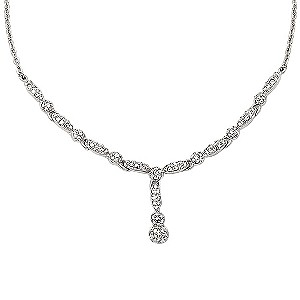 Swarovski Emma Necklace Ernest Jones