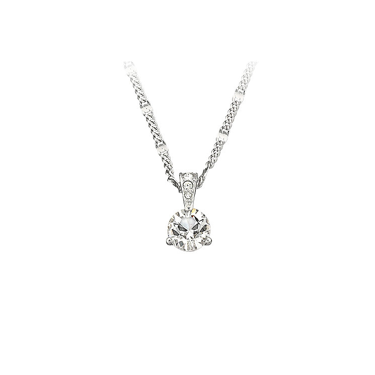 Swarovski crystal solitaire pendant - Product number 9025499