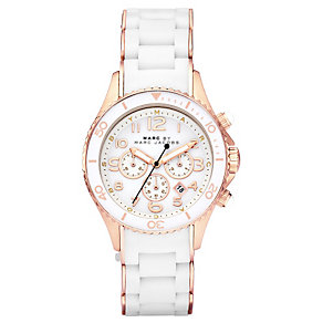 Marc By Marc Jacobs white bracelet watch - Product number 9025774