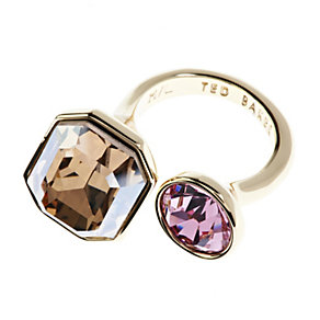 Ted Baker two jewel ring ML - Product number 9031669