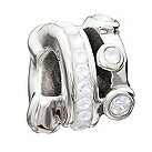 Miss Chamilia sterling silver cartwheel bead - Product number 9032835