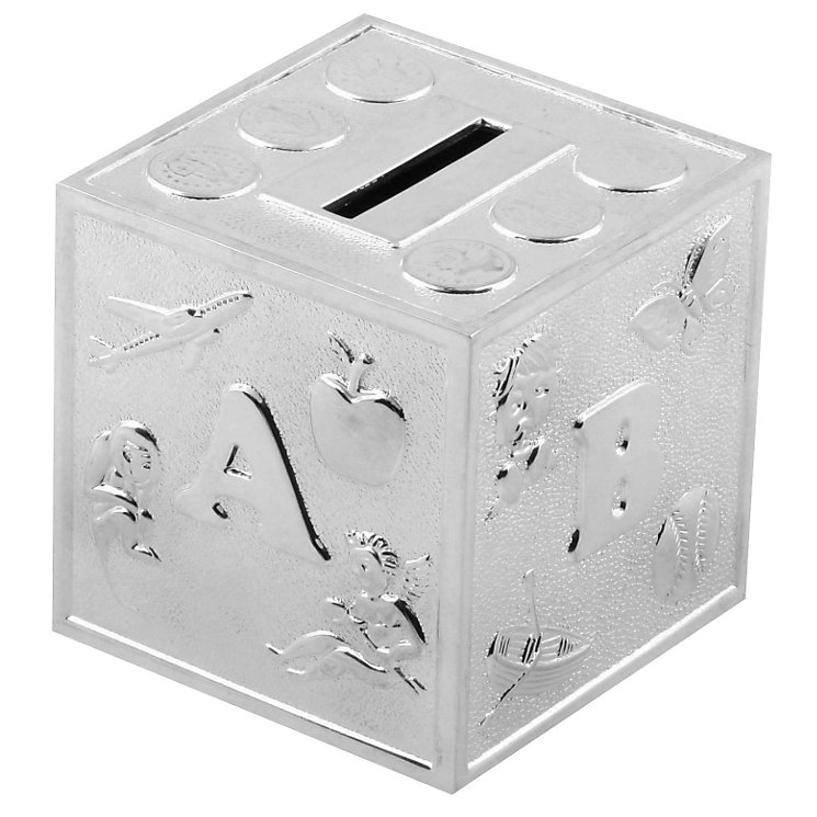Childhood Memories ABC Money Box - Product number 9034218