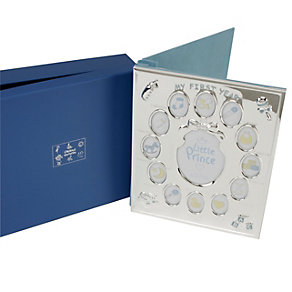 Childhood Memories Blue 1st Year Photo Album - Product number 9034226