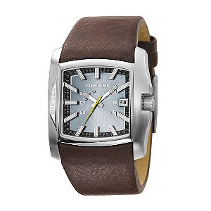 Diesel Brown Strap Watch