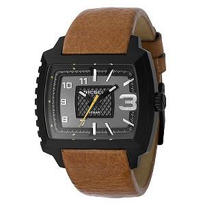 Diesel Grey Strap Watch