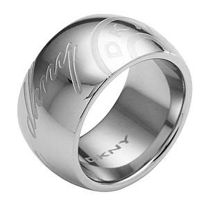 DKNY Logo Ring