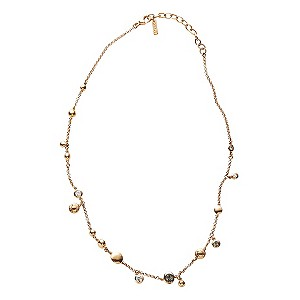 DKNY Beaded Necklace