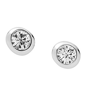 DKNY Stone Set Stud Earrings - Product number 9039244