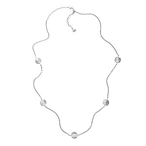 DKNY Crystal Ice Necklace