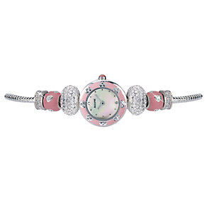 Exclusive Charmed Pink Bliss Watch - Product number 9040218