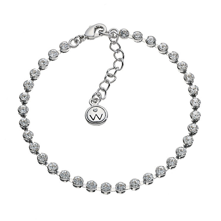 Oliver Weber Crystal Tennis Bracelet - Product number 9045783