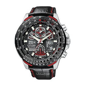 Citizen Eco-Drive Red Arrow Skyhawk Men