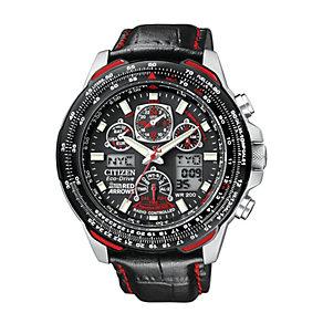 Citizen Eco-Drive Red Arrow Skyhawk Men's Watch - Product number 9051856