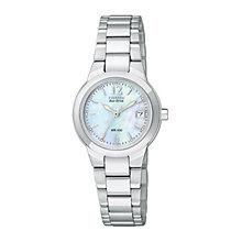 Citizen Eco-Drive Ladies' Bracelet Watch - Product number 9051910