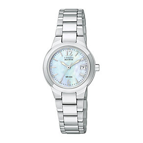 Citizen Eco-Drive Ladies' Bracelet Watch - Product number 9051910